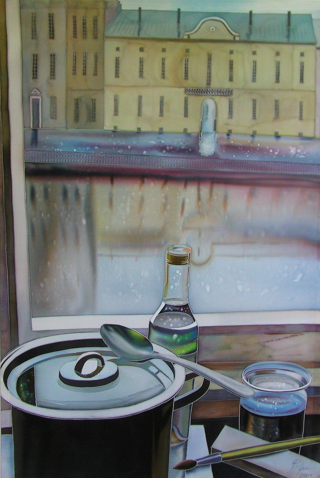 Artist's Studio, St.Petersburg