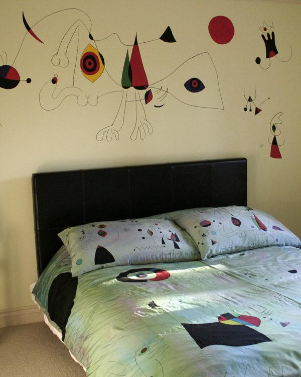 Miro's Bedroom