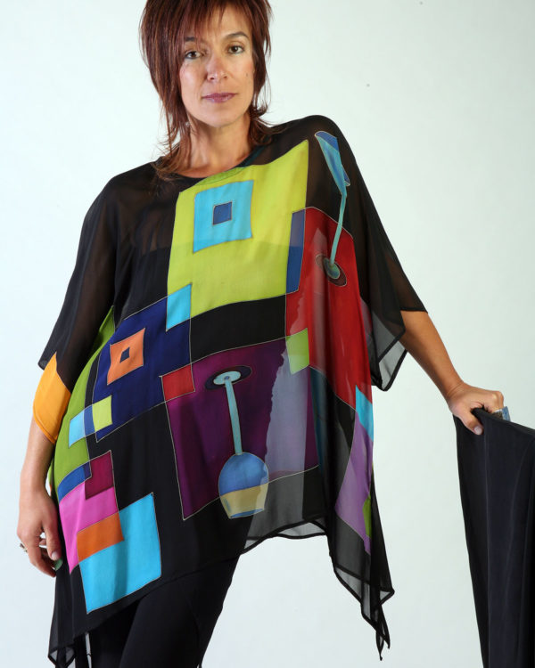 Wineglasses Tunic