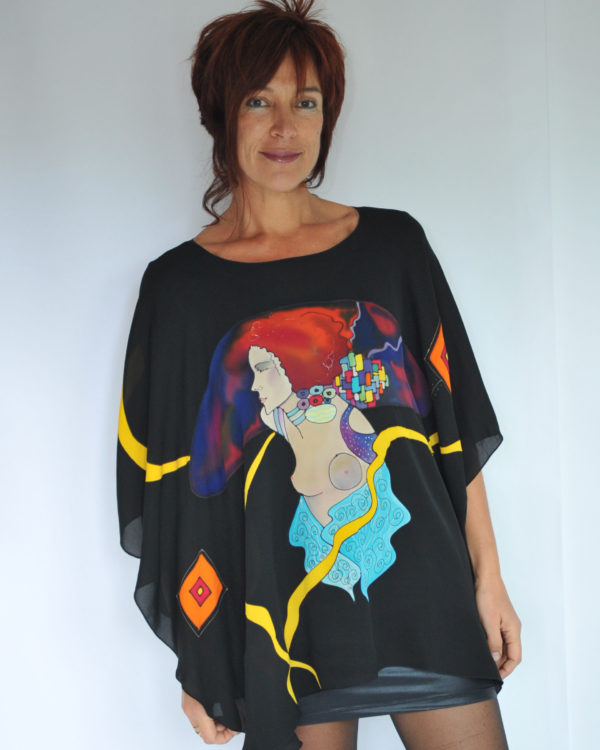 Homage to Klimt