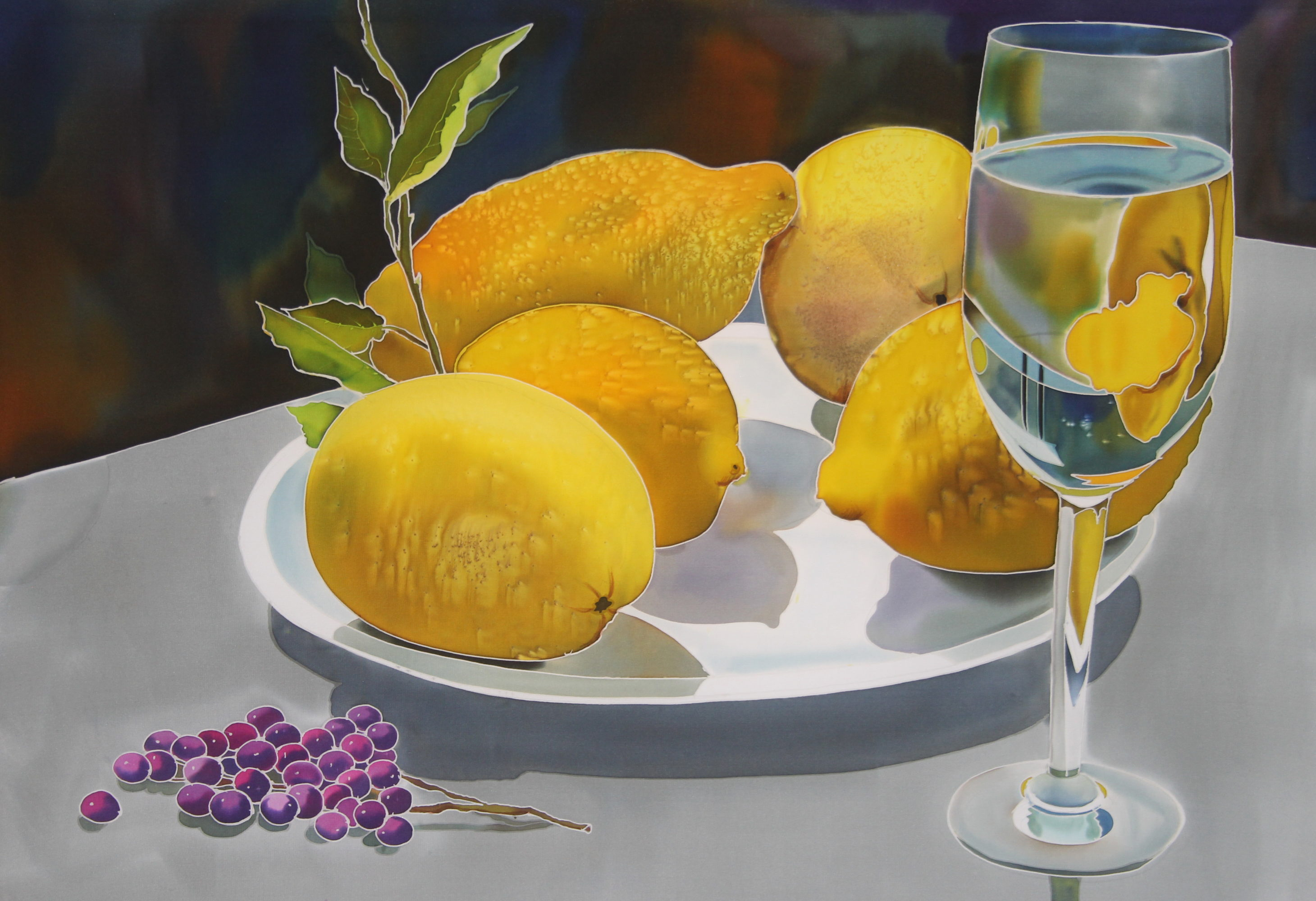 Amalfi Lemons