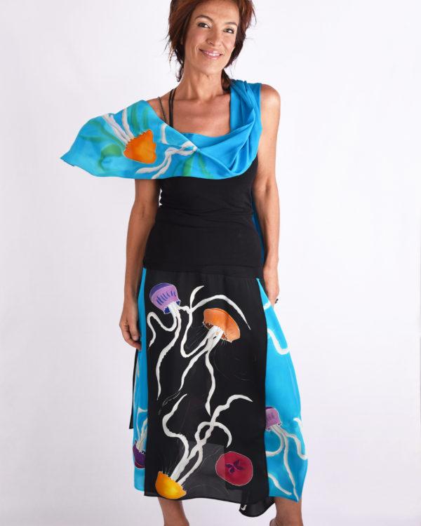 Skirt Jelly Fish