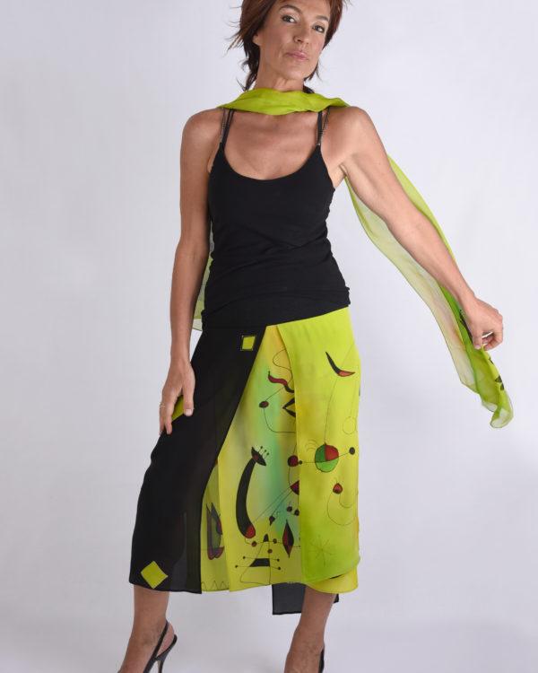 Skirt Green Miro